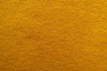 Texture Of Amber Yellow Woolen...