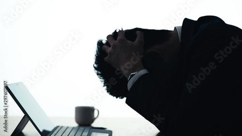 Fototapeta  ビジネスマン