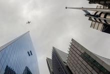 London The City Financial Dist...