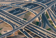 Flyover & Freeway Interchange,...