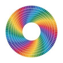 Color Tiles That Makes A Conce...