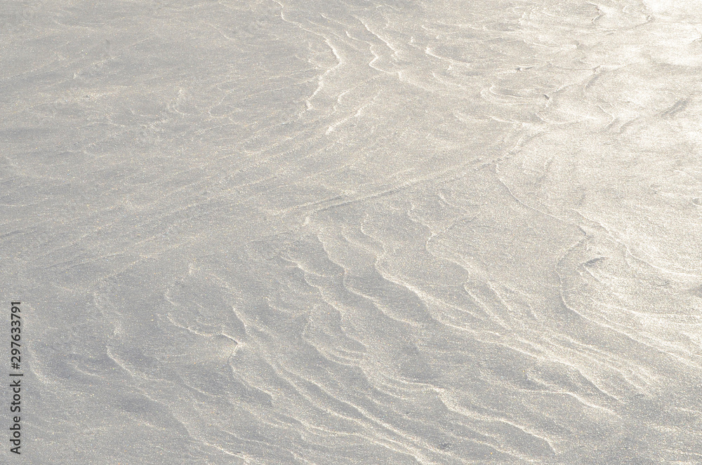 Fototapety, obrazy: Shiny texture of ice, snow. Christmas and New Year background. Winter.