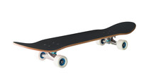 Skateboard Isolated On White. ...