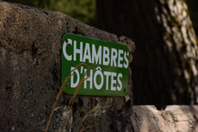 Chabres D'hotes Signes