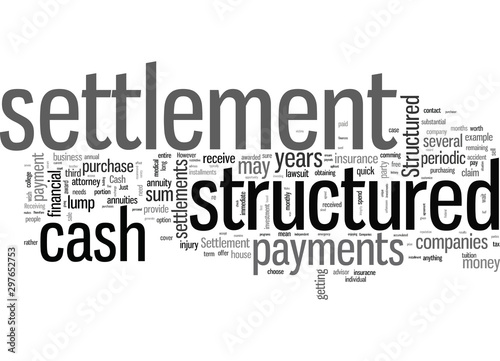 How To Get Quick Cash for Your Structured Settlement Wallpaper Mural