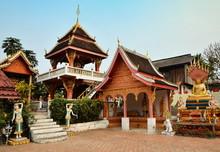 Sang Ha Temple Laos