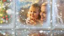 On Christmas Eve Mother And Da...