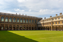 Sunshine View Of Wren Library,...