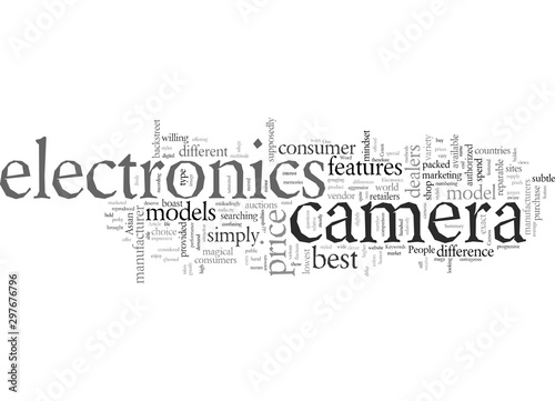 Electronics Camera Wallpaper Mural