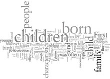 Effect Of Birth Order On Child...