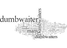 Dumbwaiters For The Home