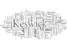 Derwent Water Jewel Of England...