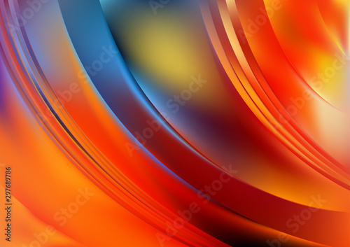 Creative abstract vector background design