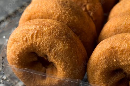 Homemade Sweet Cake Donuts Fototapet