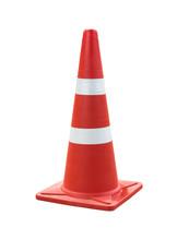 Orange Traffic Cone For Road W...