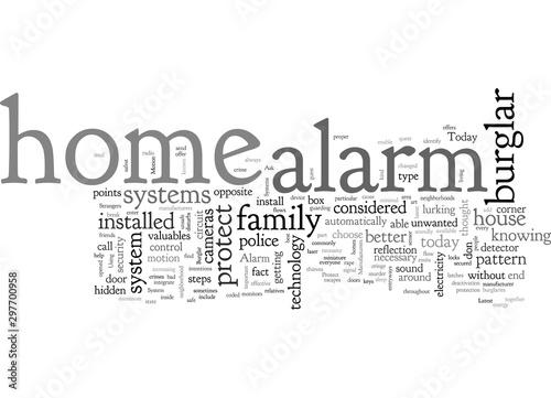 Photo burglar alarm system manufacturer