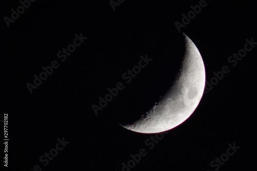Fotomural Crescent Moon