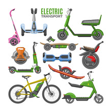 Electric Transport Vector Hove...