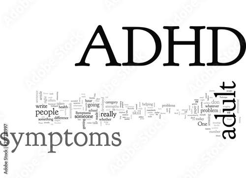 Photo Adult ADHD Symptoms Is This You