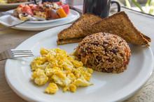 Desayuno Tradicional De Costa Rica
