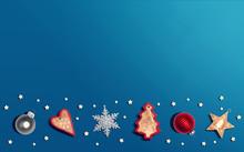 Collection Of Christmas Orname...