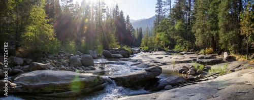 Fototapeta premium Yosemite jesień 2019