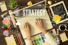 Business Strategy Concept - St...