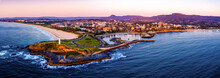 Here Is A View Of Wollongong, ...