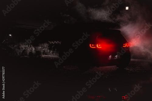 Photo  Volkswagen Golf 6 GTI Wallpaper Dark Smoke by Simon Schittko