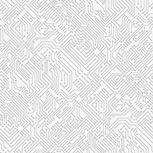 Computer Circuit Board Texture...