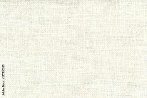 Obraz Natural linen material textile canvas texture background - fototapety do salonu