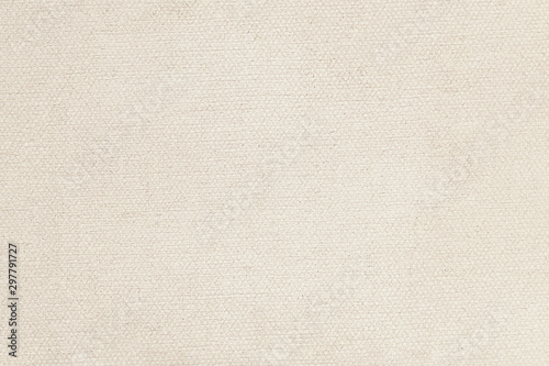 Poster de jardin Mur Natural linen material textile canvas texture background