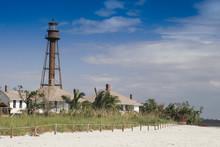Sanibel Lighthouse, Sanibel Island, Florida, USA, North America