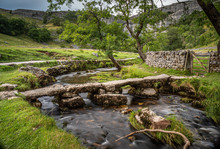 Low Bridge In Malham Cove, Yor...