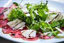 Fresh Carpaccio Salad With Win...