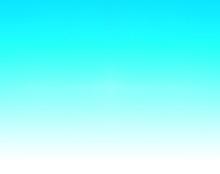 Azure Gradient Background. Tur...
