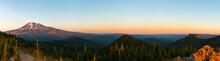 Mt Adams And Sleeping Beauty I...