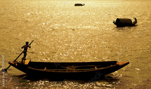 Photo The Ganges Delta in southern Bangladesh