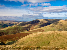 The Howgill Fells, Yorkshire.