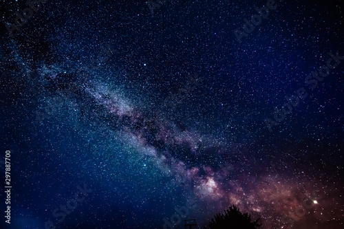 In the middle of our galaxy (1) Poster Mural XXL