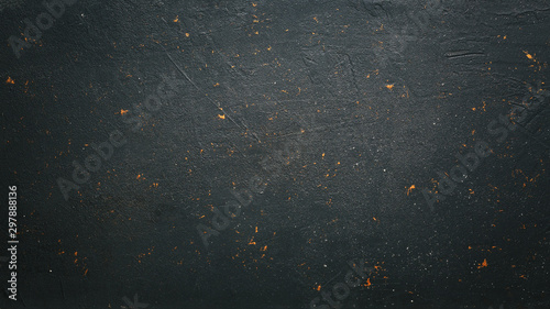 dark concrete background with copy space for text - 297888136