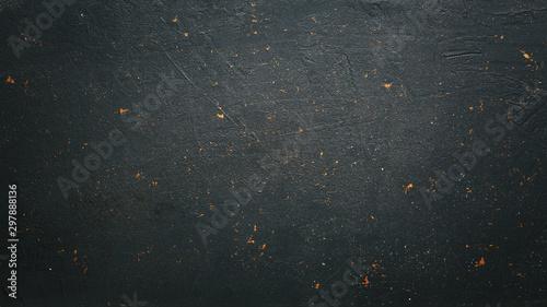 Fototapeta dark concrete background with copy space for text obraz