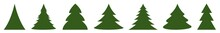 Christmas Tree Green Icon | Fi...