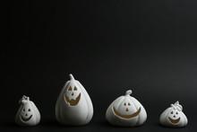 Jack-o-Lantern Candle Holders ...