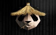 Peasant Panda. Representation ...