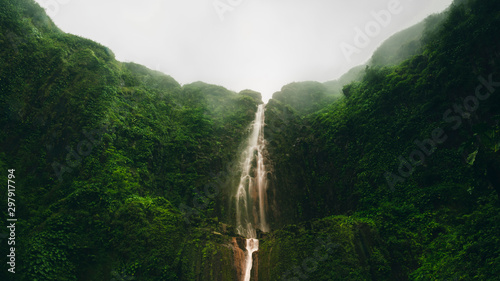 Carbet Falls Guadeloupe.