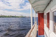 River Boat Trip In Samara