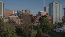 Aerial Of City Of Clayton Came...