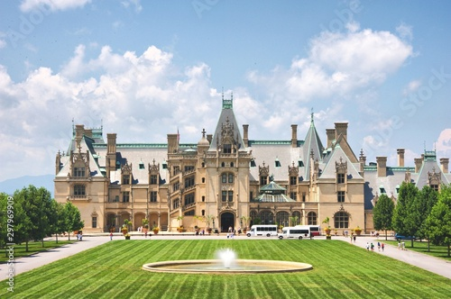 Asheville, Biltmore Estates