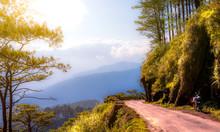 Traveling Trough The Subtropical Landscape Of North Luzon